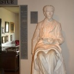 Forfatteren J.P. Jacobsens mindestue på Thisted Museum