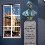 Hans Chr. Sonne startede Danmarks første brugsforening i Thisted
